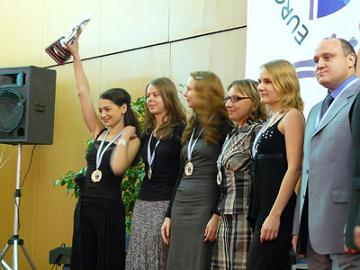 Russian Chess Federation Russian Women